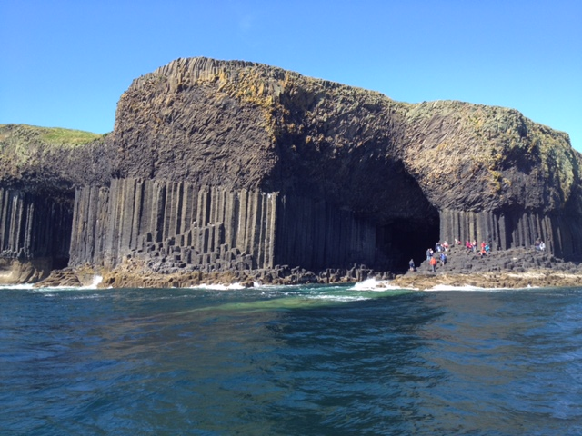 Fingal's cave
